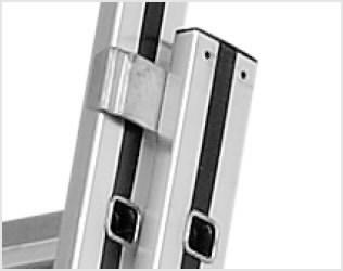 Universaalredel 2x8 astet 2,31/3,99m 70046, Alu-Pro
