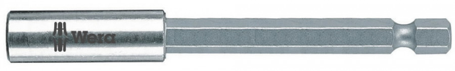 otsakuadapter trellile magnetiga 1/4''x152mm 899/4/1, Wera