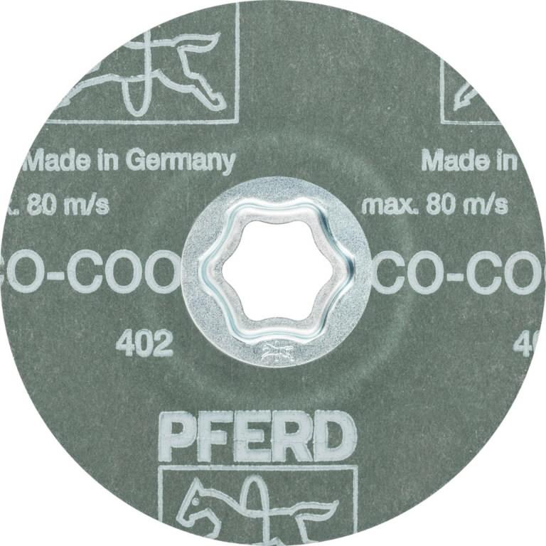 Fiiberketas INOX CC-FS CO-COOL 115mm P80, Pferd