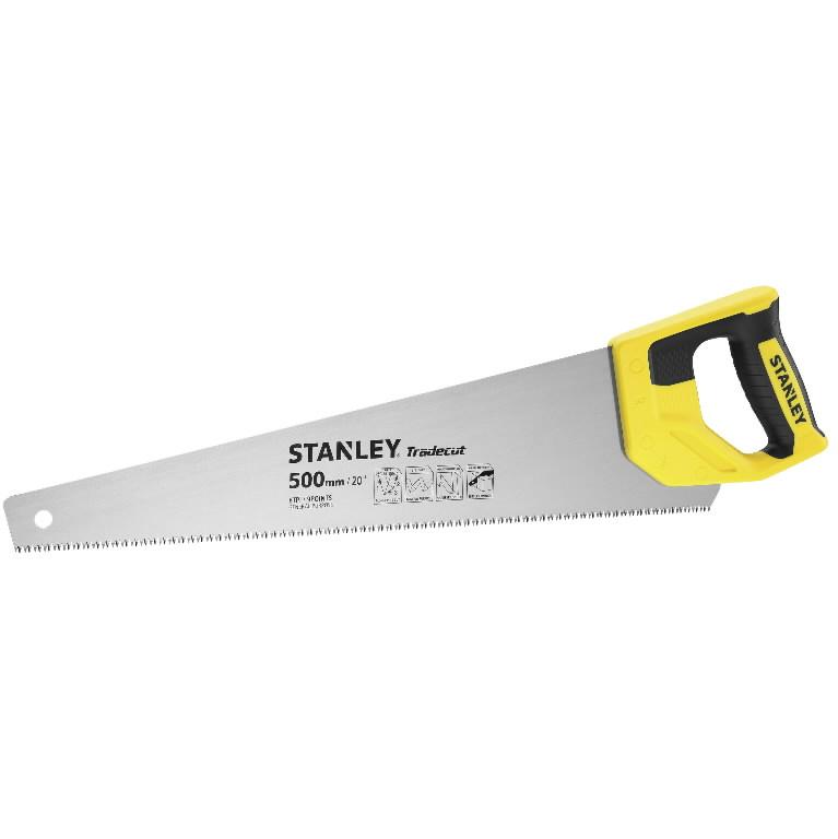 Käsisaag Tradecut Gen2 500mm 8TPI, Stanley