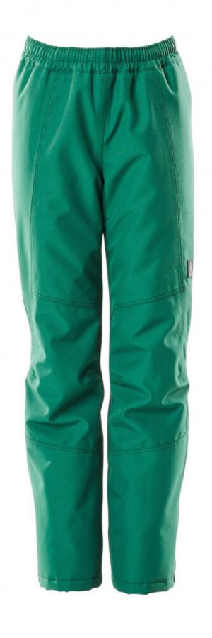Bērnu ziemas bikses Accelerate, zaļas 140, Mascot
