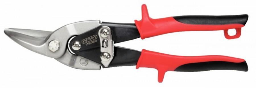 plekikäärid vasak 240mm, KS Tools