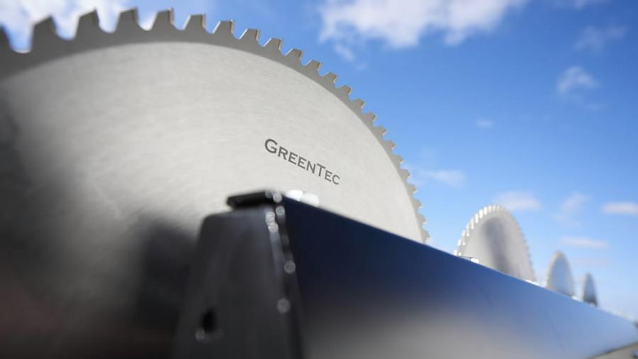 Poomniiduki tööseade Greentec LRS 2402, ketastega, GREENTEC