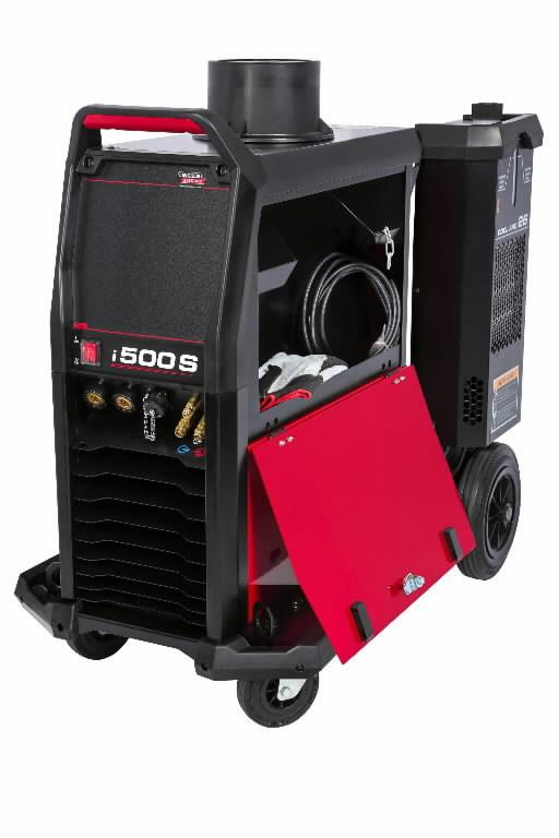 MIG Suvirinimo aparatas Powertec i500S, Lincoln Electric
