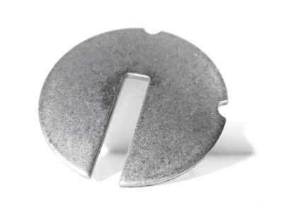 Einlegeteil/Insert, metal 92, Hegner