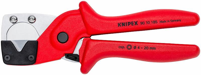 Leikkurit monikerroksisille ja hydrauliikkaletkuille 4-20 mm, Knipex