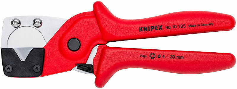 Käärid mitmekihilistele- ning hüdraulikavoolikutele 4-20mm, Knipex