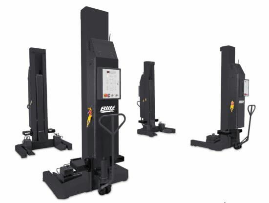 Mobile column lift HydroLift S3 8-7,5T, Blitz