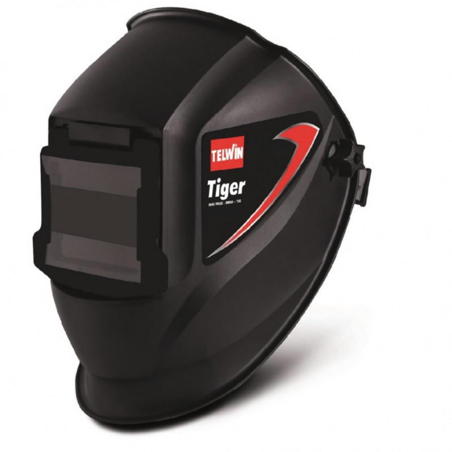 Welding helmet TIGER 51x107mm, flip front, Telwin