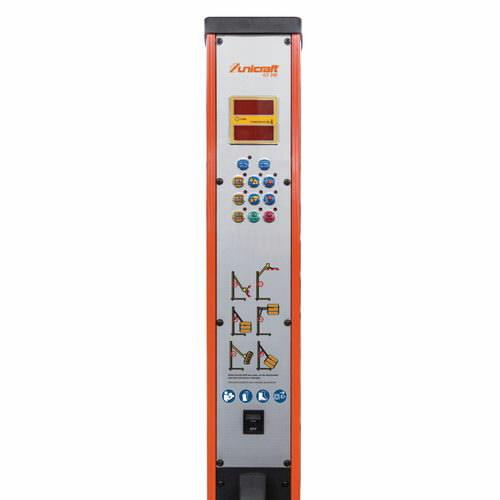 Infrapuna värvikuivatuslamp  ILT 3W, Unicraft