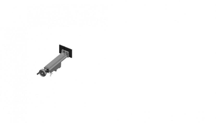 Kruustangid pärast lõiget, hüdraulilise kinnitusega., Metallkraft