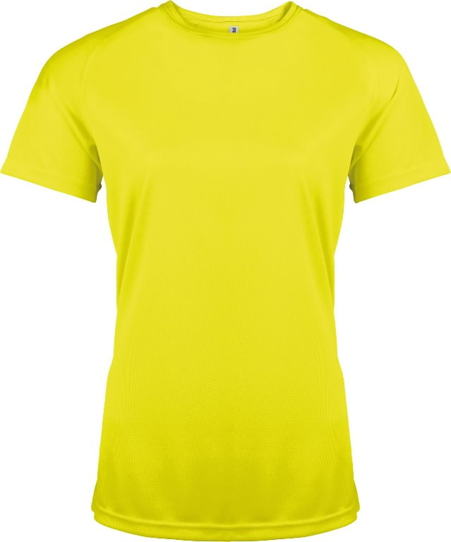 dd533c74e High-Visibility t-shirt Proact for woman yellow XS PA439FLY-XS OTHER