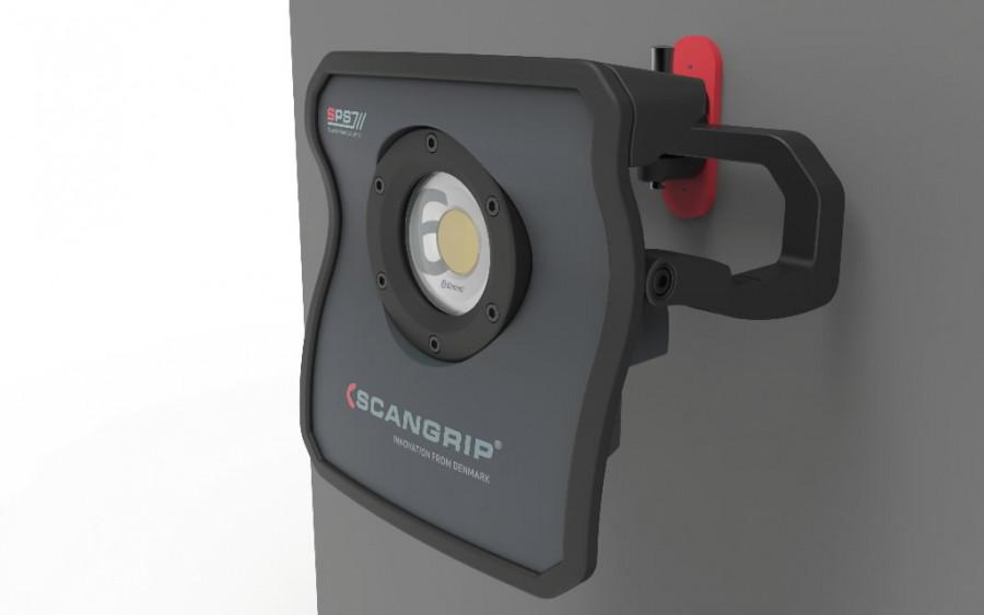 Magnetkinnitus NOVA 4  jaoks CAS, Scangrip