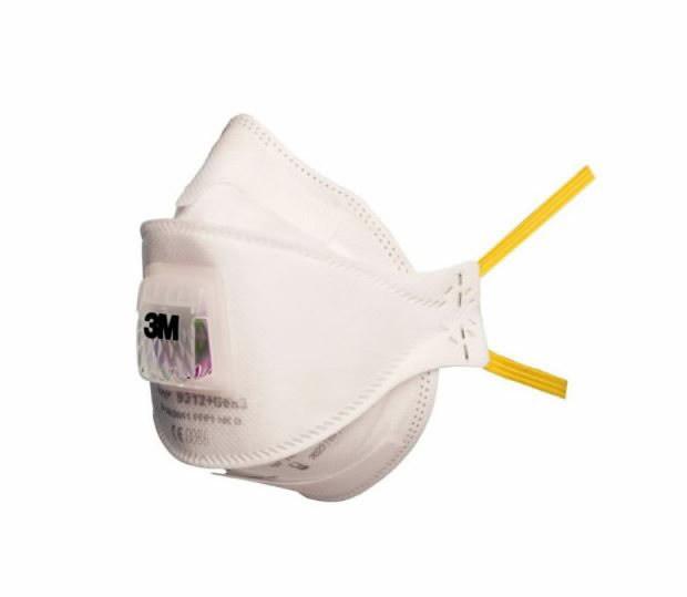 Respiraator klapiga, Aura G3 FFP1, 3M