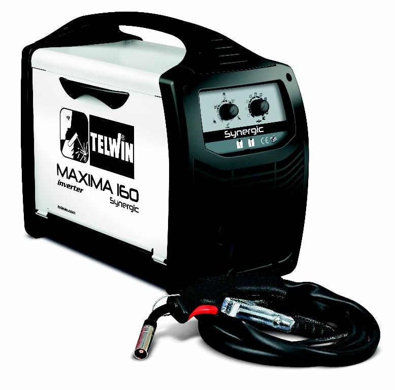 MIG-keevitusseade MAXIMA 160 Synergic, Telwin