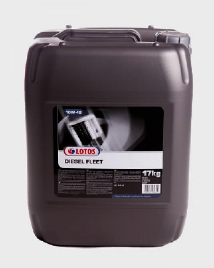 Motor oil LOTOS DIESEL FLEET 10W40 20L, Lotos Oil