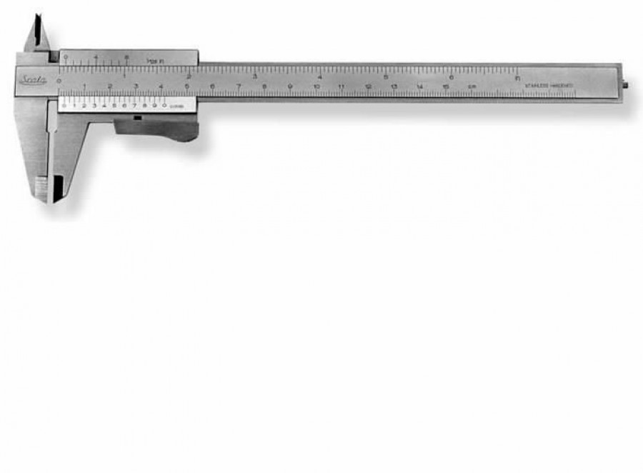 nihik mudel 251 150/0,05/40mm DIN 862, Scala