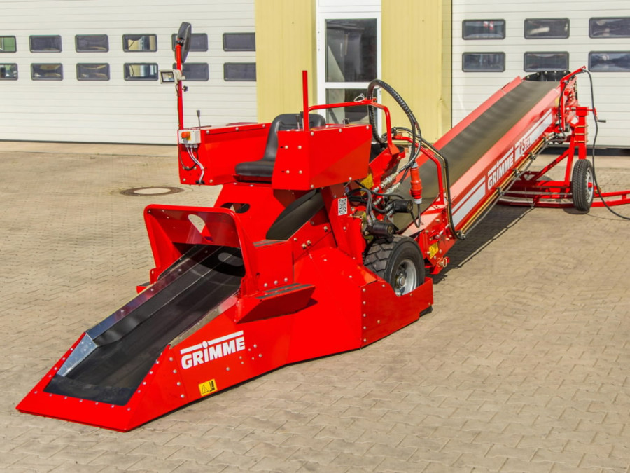 Pickup scooper  PS 511, Grimme