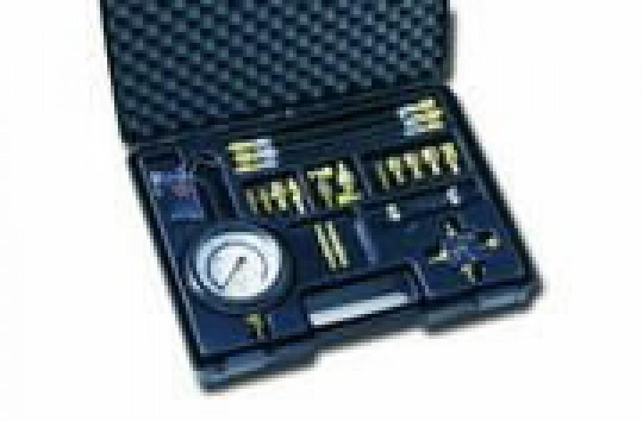 Kütuse rõhu tester, kmpl. LR 180/2, Leitenberger