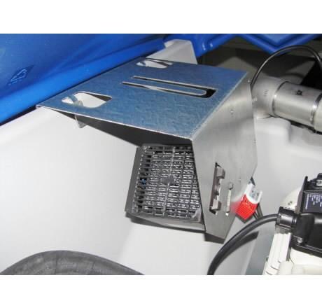 AdBlue tankla 1,5T paagiga tankimisseade CUBE Outdoor, Cemo