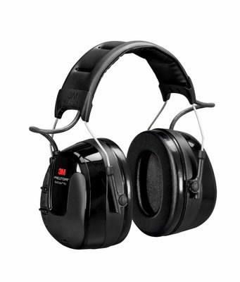 Apsauginės ausinės su integruotu FM radiju WorkTunes Pro UU0 UU004690697, 3M