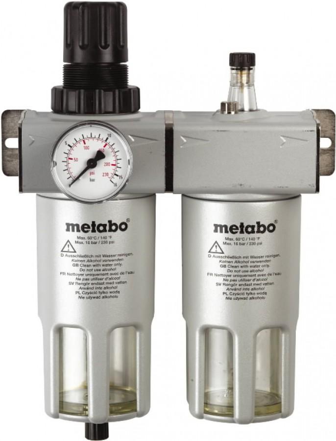 """Filter regulaator õlitaja FRL 200 1/2"""", Metabo"""