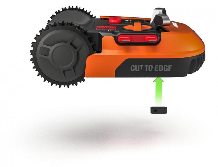 Robotic Mower accessory, Off Limits, Worx