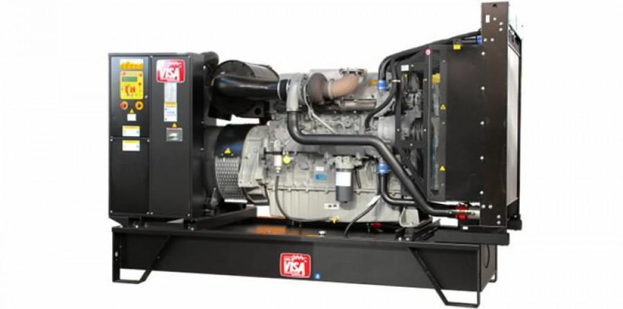 Generatorius VISA 20 kVA P21B, ATS, Visa