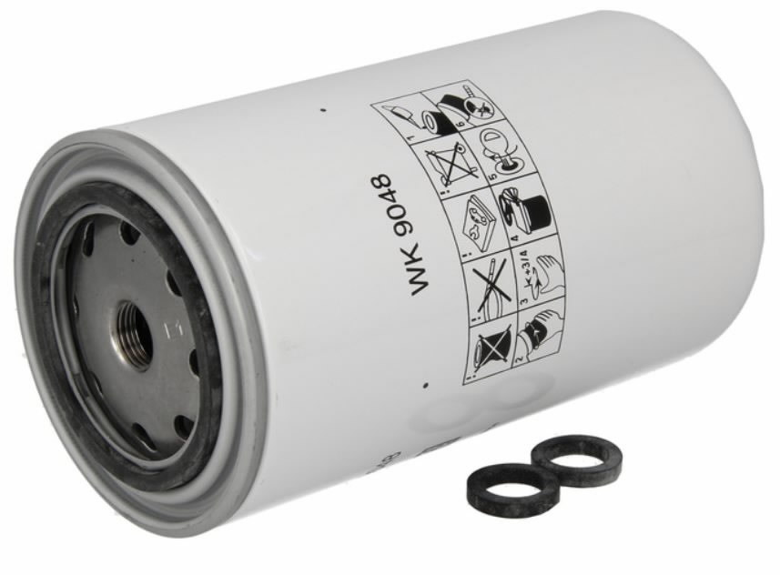 Kütusefilter NH 84526251 MANN