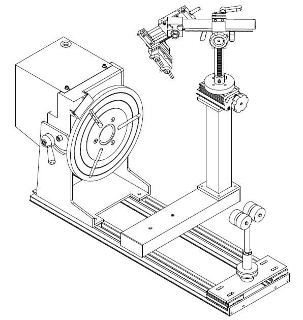 Ringkeevituse seade PRO2/28-SR60 ilma kontrollerita, Javac
