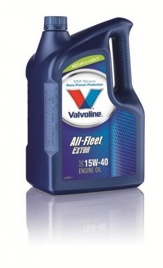 Mootoriõli ALL FLEET EXTRA 15W40 5L, Valvoline