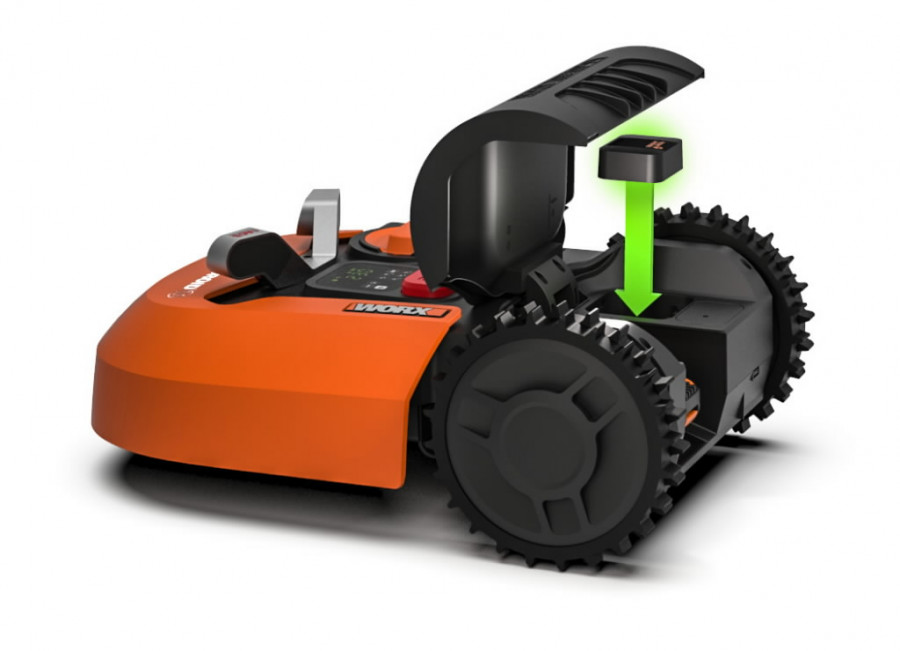 Robotic Mower accessory, 4G + GPS, Worx