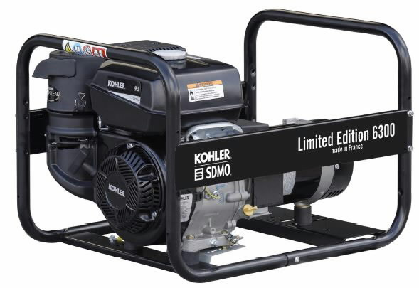 Elektrigeneraator  6300 Limited Edition, SDMO