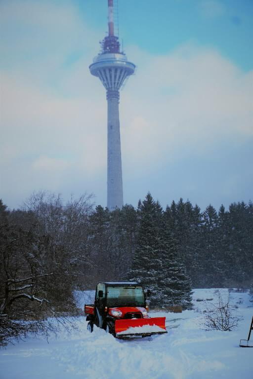 RTV X900  hüdraulilise lumesaha kit, KOVA
