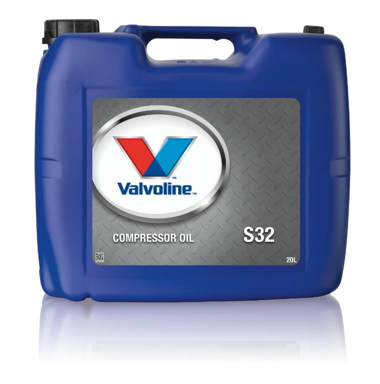 Kompressoriõli COMPRESSOR OIL S32 20L, Valvoline