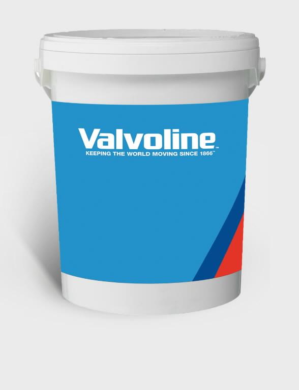 MULTIPURPOSE COMPLEX RED 2 grease 18kg, Valvoline
