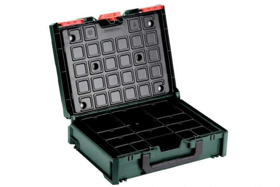 Kohver MetaBOX 118 organisaator  (396 x 296 x 118 mm), Metabo