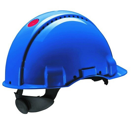 Kaitsekiiver Uvicator, nupust reguleeritav, sinine G3000NUV-