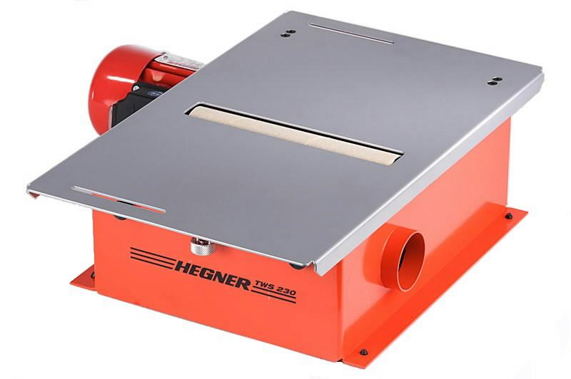 Höövelmasin TWS 230, Hegner