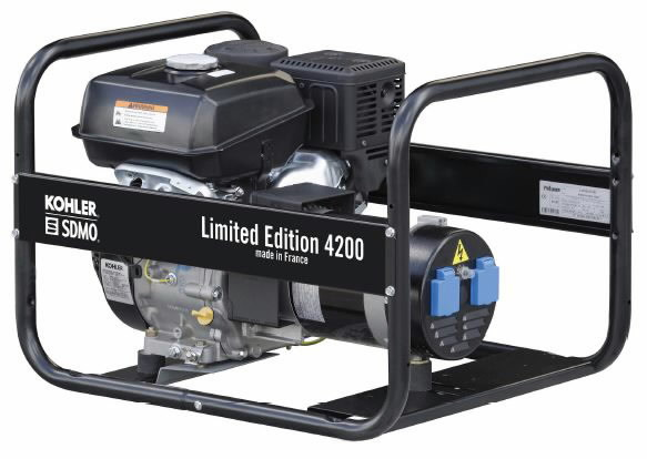 Elektrigeneraator  4200 Limited Edition, SDMO
