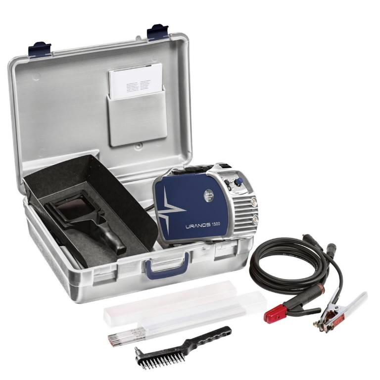 Elektrood-keevitusseade Uranos 1500 RC kohvris, Böhler Welding