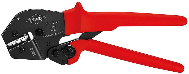 Klemmitangid 0,5-10mm2, Knipex