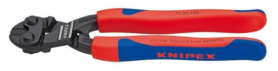 poldikäärid CoBolt 200mm kuni D6mm comfort käepide, Knipex