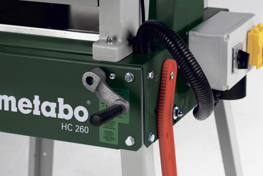 Höövel-paksusmasin HC 260 C / 2,2 WNB, Metabo