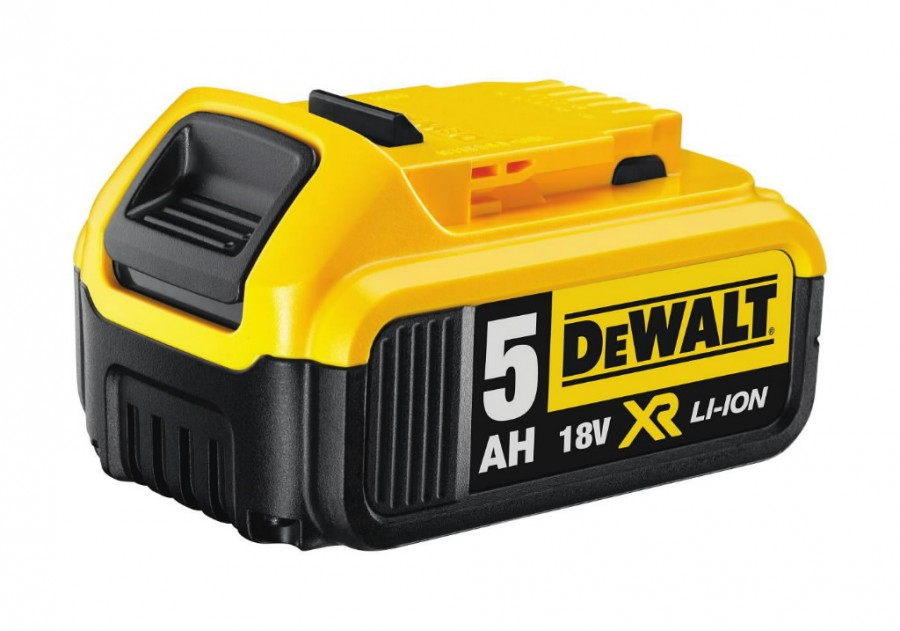 Aku XR Li-ion 18V / 5,0Ah, DeWalt