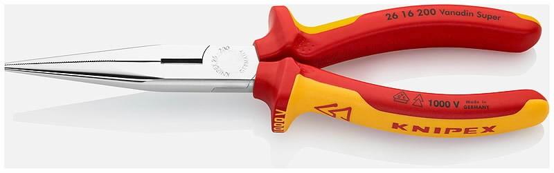 Koonusmokktangid 200mm VDE, Knipex