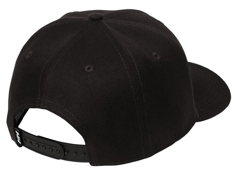 Kepurė HH Kensington Flat Brim juoda STD, Helly Hansen WorkWear