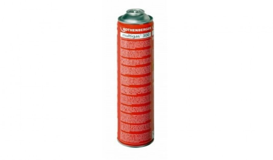 Gaas MULTIGAS 300 600ml, Rothenberger