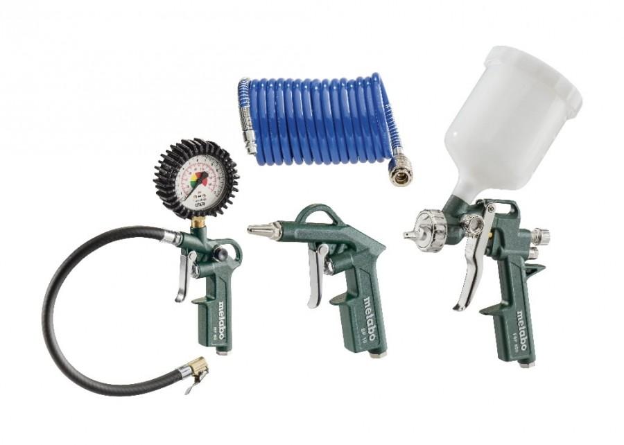 suruõhutööriistade komplekt LPZ 4 Set, Metabo