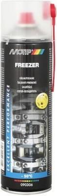 Külmutusaine FREEZER 500ml aerosool, Motip